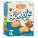 Μπισκότα Σοκολάτας mini jungle +3χ (160γρ)
