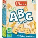 Μπισκότα ABC με 4 δημητριακά +3χ (150γρ)