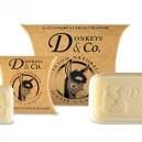 Σαπούνι πλάκα με γάλα γαϊδούρας Λευκός άργυλος / Lilly of the Valley (100γρ)