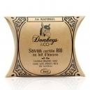 Σαπούνι πλάκα με γάλα γαϊδούρας Φυσικό (100γρ)