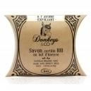 Σαπούνι πλάκα με γάλα γαϊδούρας - Βρώμη για Απολέπιση (100γρ)