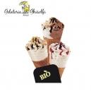 Παγωτό Χωνάκι με Κρέμα-Κακάο (6x125ml)