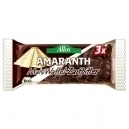 Καλαμπογκοφρέτες Αμαράνθου με Μαύρη Σοκολάτα (37γρ)