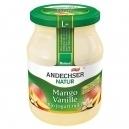 Γιαούρτι μάνγκο/βανίλια 3,7% (500γρ)