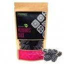 Μαύρα μούρα Mulberries Raw αποξηραμένα (125γρ)