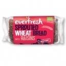 Ψωμί φύτρου σιταριού με σταφίδες (400γρ)
