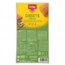 Ψωμάκια με Φαγόπυρο & Σπόρους 'Ciabatta Rustica' χωρίς γλουτένη (200γρ)