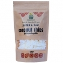 Raw Coconut chips (150gr)