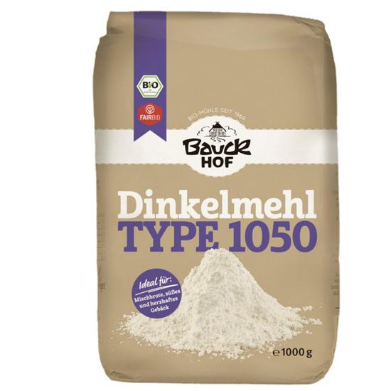 Αλεύρι Dinkel Ημιολικής Τ1050 (1kg)