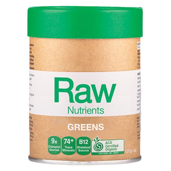 Μείγμα Ωμών 'Πράσινων' Θρεπτικών Συστατικών (120γρ)